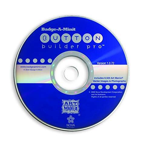 Badge-A-Minit Button Builder Pro Software