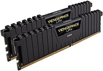 Corsair CMK8GX4M2B3000C15 RAM Module 8 GB (2 x 4 GB), DDR4 SDRAM, 3000 MHz DDR4-3000/PC4-24000, 1.35 V, Unbuffered, 288-Pin, DIMM
