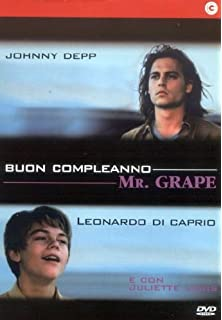 Buon Compleanno Mr. Grape [Italia]