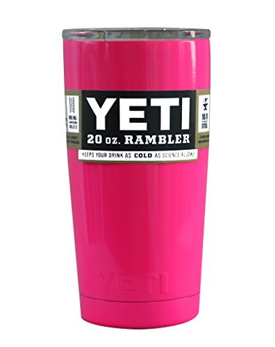 Powder Coated 20oz Yeti Rambler