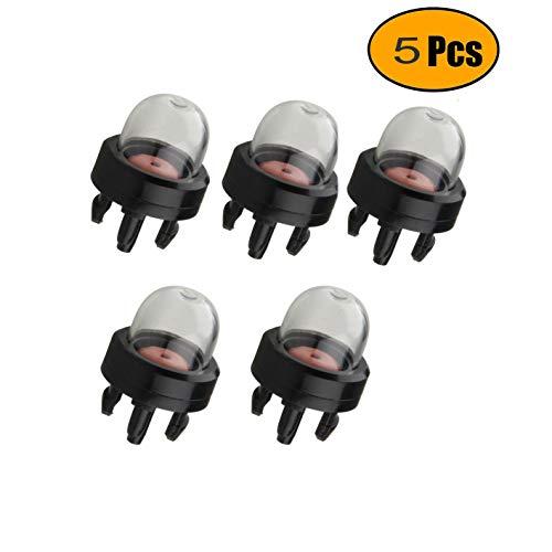 Podoy 683974 Primer Bulb for Ryobi Walbro Homelite 188-512-1 Wt-23a Wyj-33 Wyj-86 Ryobi 791-683974 B 683974 Replace Stens 615-764 Craftsman Weedeater Trimmer(Pack of 5)