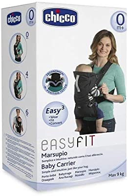 Chicco Easy Fit Sling Baby Carrier 0 To 12 Months Up To 9 Kg