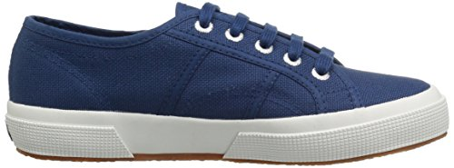 Cotu Sneaker Mid Superga Women's Blue 2750 q6Zn1F4