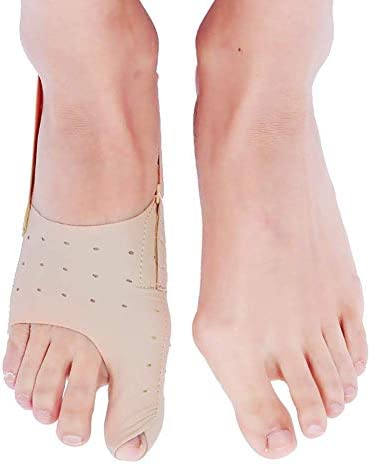 Haushaltswaren Sportzubehör Slim Big Toe Corrector Bigfoot Daumen Eversion Corrector Erwachsene Männer und Frauen tragen Schuhe M.