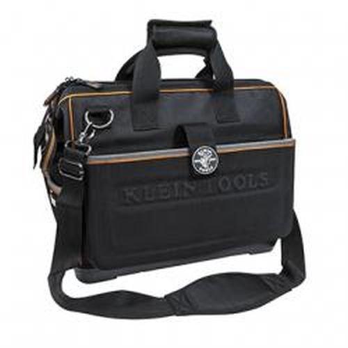 Klein Tools 55453HSB Tradesman Pro Organizer Hacksaw Electrician's Bag