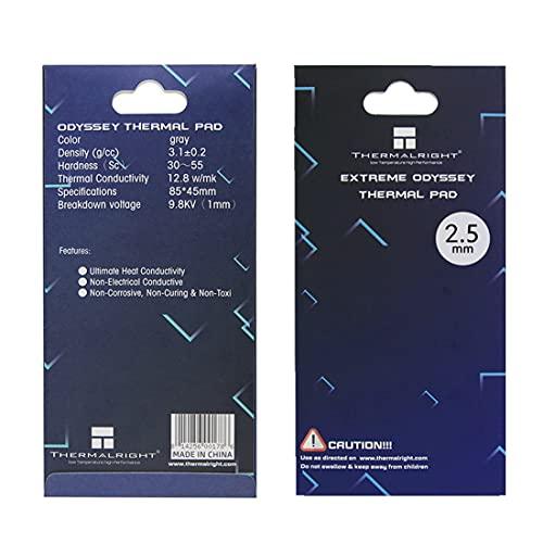 Thermalright Thermal Pad 12.8 W/mk, 85x45x2.5mm