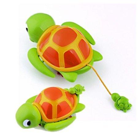 Swimming Turtle Bathtub Windup Children