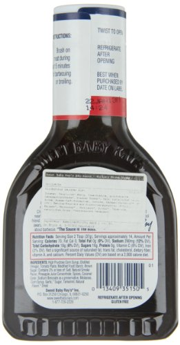 Sweet-Baby-Rays-BBQ-Sauce-Hickory-Brown-Sugar-1er-Pack-1-x-510-g-Flasche