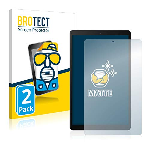 brotect 2-Pack Screen Protector Anti-Glare compatible with Samsung Galaxy Tab A 10.1 WiFi 2019 Screen Protector Matte…