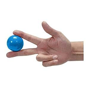 OPTP Mini Balls, Vinyl Construction, Therapeutic Self-massage, 2 Piece
