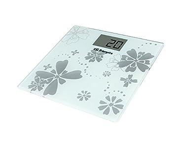 Orbegozo PB 2216 - Bascula de baño electrónica: Amazon.es: Salud y cuidado personal