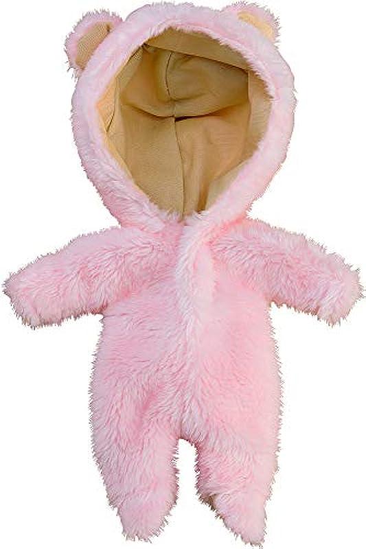 넨도로이드 있어 우루루《―》# 와 몽땅 파자마 곰[핑크]
