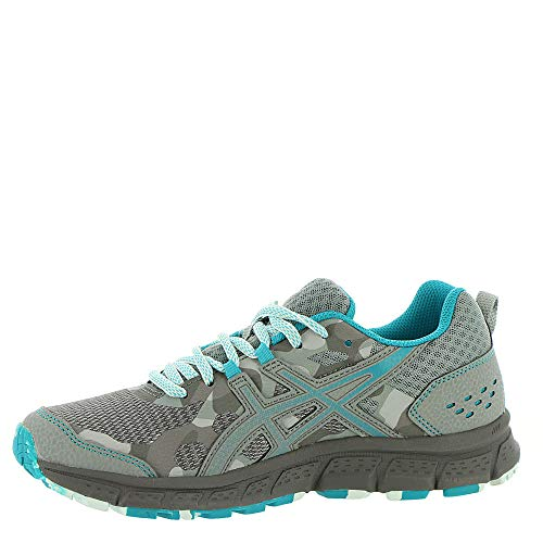 B Running 4 m Gel Mid Grey scram 1012a039 lagoon Women's Shoes 5 020 7 Asics Us URqAfU