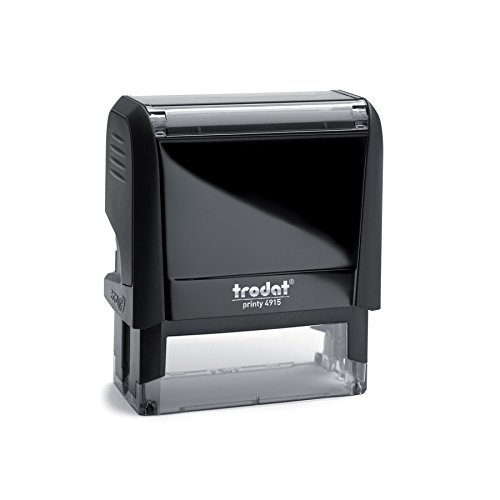 Trodat Printy 4915 Personalized Individual Custom Self Inking Stamp (1