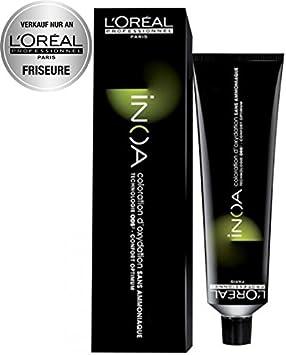 L Oréal Inoa 7,3 Rubio Medio Dorado 60 ml Paquete de 3 ...