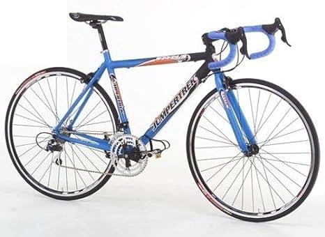 CINZIA - Bicicleta de 28 Pulgadas Corsa Stylus de Aluminio, 27 V ...