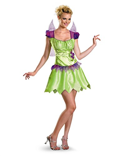 Disguise Inc - Disney Tinker Bell Rainbow Classic Adult Costume