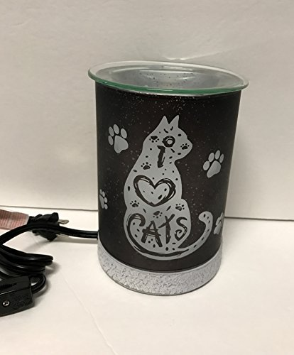 NEW Scentsy Warmer - I Heart Cats by Scentsy