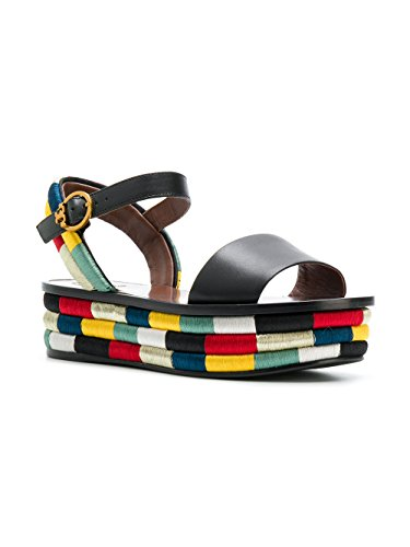 Multicolore Femme Tory Sandales 42806001 Burch Cuir w8Fgtq