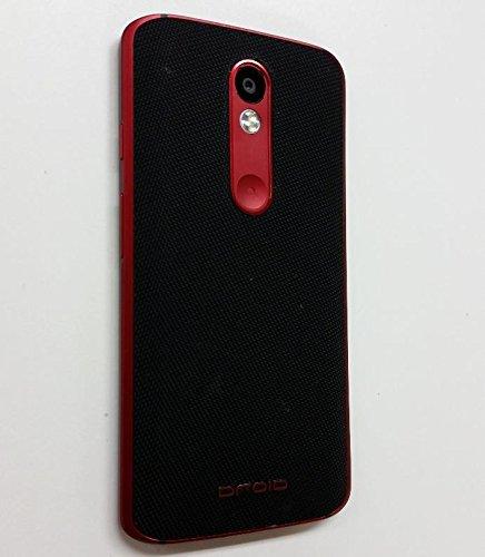 Motorola DROID Turbo 2, XT1585 - Black Ballistic 64GB Verizon (Certified Refurbished)