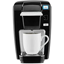 Keurig K-Mini K15 Single-Serve K-Cup Pod Coffee Maker, Black