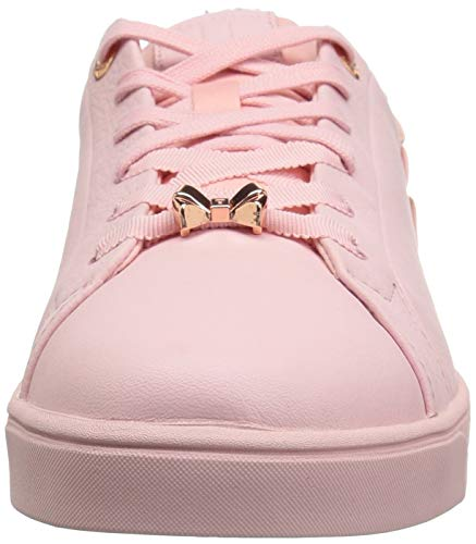 Astrina Baker Women''s Mink Ted Leather Sneaker Pink Ufwznq7qH