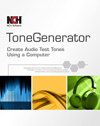 Baudline manual tone generator.