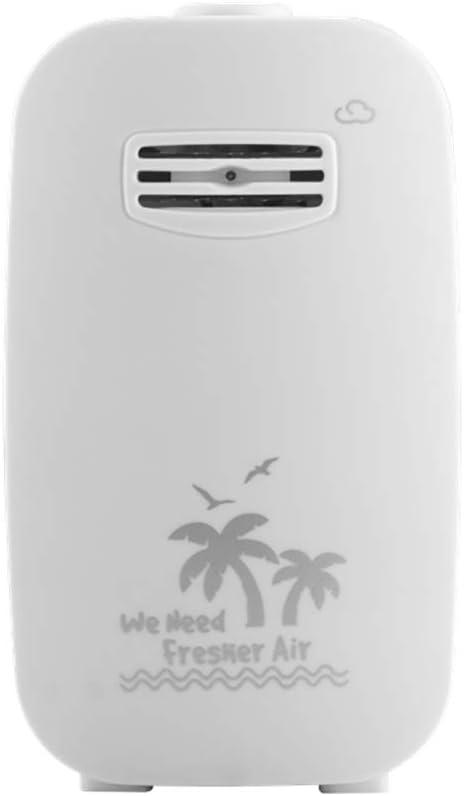 YHML Purificador de Aire ionizador para el generador de Iones Negativos en el hogar 12 Millones de filtros de Aire de 220 V para Eliminar la purificación de Polvo con formaldehído,White: Amazon.es: