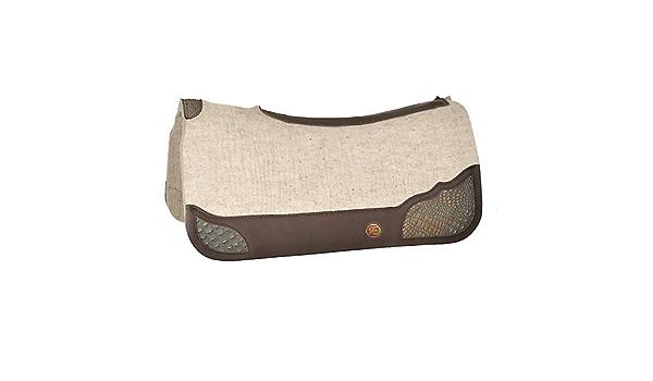 Reinsman Wool Pad 32 X 32 X 3//4