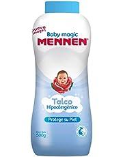 Talco Mennen Baby Magic Azul para Bebé 500 G