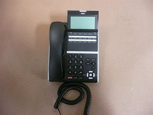 NEC DTZ-12D-3(BK) DT430 Digital 12 Button Display Endpoint Black Phone, Stock# 650002 by NEC by NEC
