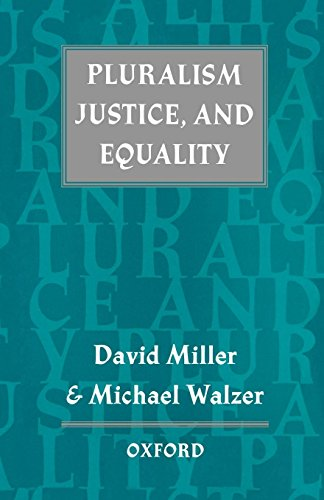 Pluralism, Justice, and Equality by Oxford University Press