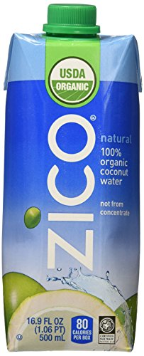 Zico Natural Organic Coconut Water