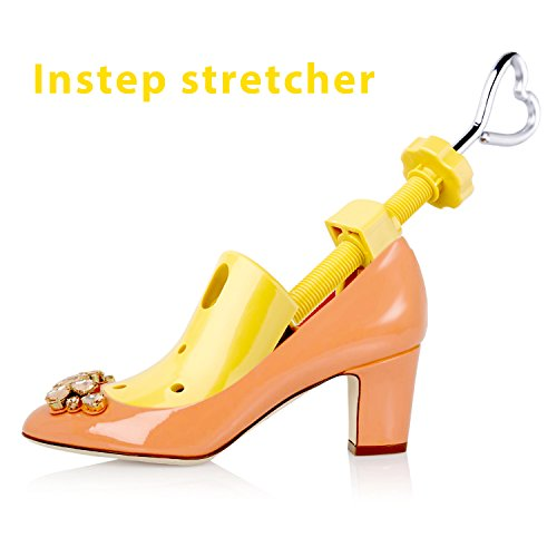 9d20395fc86c Miserwe High Heel Shoe Stretcher with Carrying Bag Pair of - Import It All