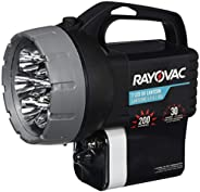 RAYOVAC Floating LED Lantern Flashlight, 6V Battery Included, Superb Battery Life, Floats For Easy Water Recov
