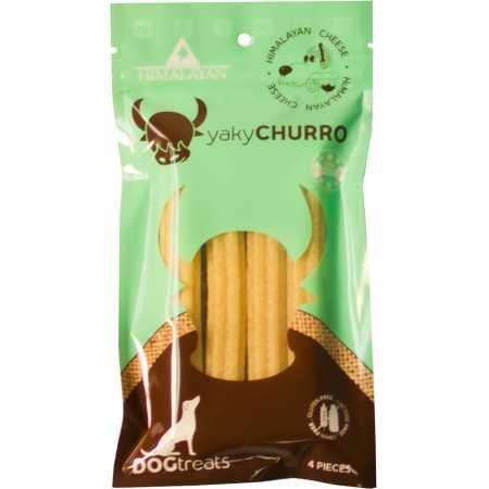 Himalayan Dog Chew Yaky Snack Churro, Cheese ()
