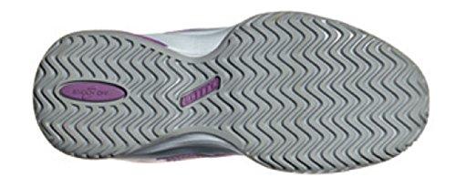 Lotto - Zapatillas de tenis para niño Weiß (WHT/PNK MAG)