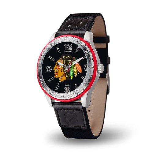 - NHL Chicago Blackhawks Player Watch, Black