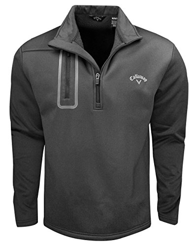 Callaway Golf- Heavy Fleece 1/4 Zip Pullover