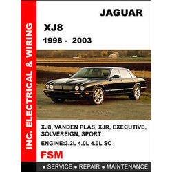 1999 jaguar xk8 repair manual