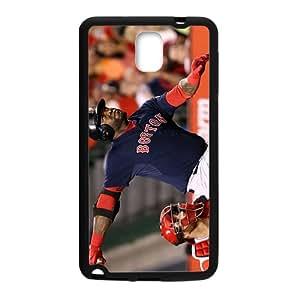 QQQO Boston Red Sox Phone Case for Samsung Galaxy Note3