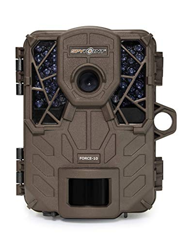 Spypoint FORCE-10 10MP Ultra Compact Trail Camera by Spypoint