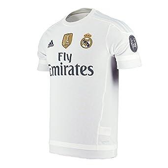 Adidas 1ª Equipacion Real Madrid 2016 Camiseta Oficial Edicion