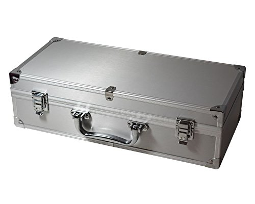 Guardhouse Aluminum Slab Cases (50 Coins with Handle)