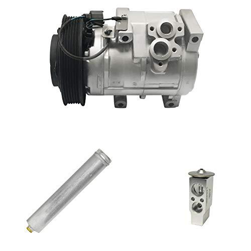 RYC Remanufactured AC Compressor Kit KT A036