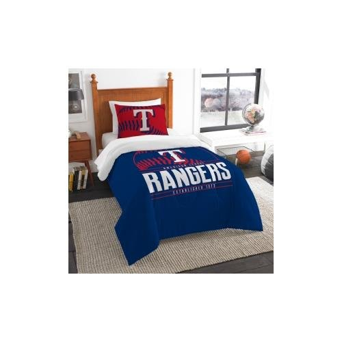 The Northwest Company Rangers Official Major League Baseball, Bedding, Printed Twin Comforter (64