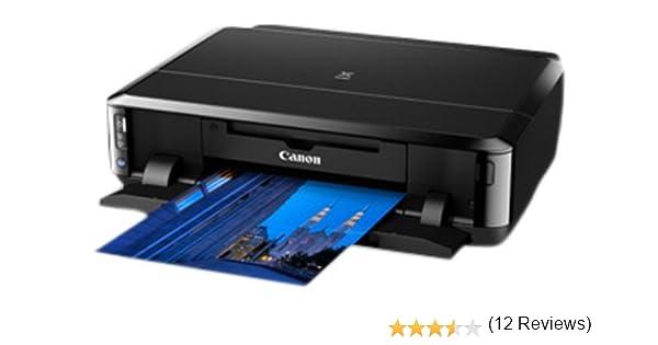 Canon PIXMA iP7250 - Impresora fotográfica (9600 x 2400 DPI, Inyección de tinta, 21s, 215.9 x 355.6 mm, 125 hojas, 145 hojas) Negro