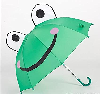 Paraguas de los Niños – Simpáticos Animales de oído de paraguas scherzt Caricatura de paraguas