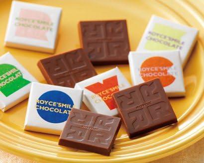 ロイズスマイルチョコレート[ミルク]