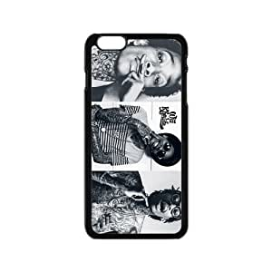 Black And wihte Wiz Khalifa Custom Case Cover for iPhone6 4.7